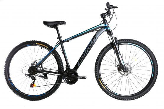 Bicicleta Azimut 40D 29 SKD (Black/Blue)